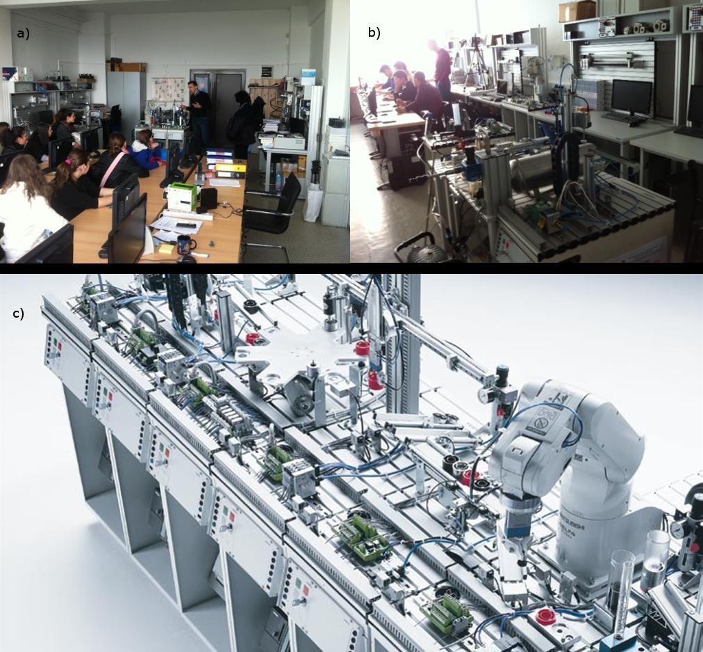 c304a statii de productie modulare