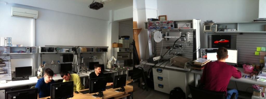 c304a laboratorul de mecatronica si echipamente de automatizare